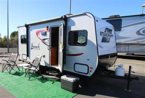 New 2016 Starcraft LAUNCH 17FB Travel Trailer For Sale