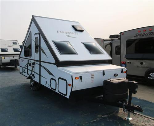 New 2016 Forest River FLAGSTAFF HARD SIDE T12RBST Pop Up For Sale