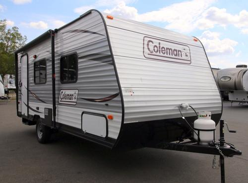 New 2017 Coleman Coleman CTS16FBWE Travel Trailer For Sale