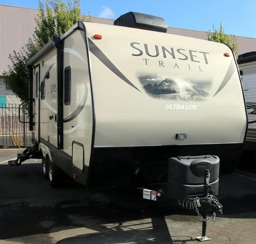 New 2016 Crossroads Sunset Trail 198RB Travel Trailer For Sale