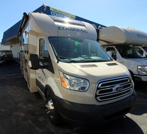 New 2016 THOR MOTOR COACH Compass 23TR Class C For Sale