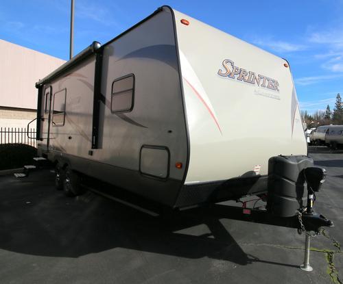New 2016 Keystone Sprinter 25RK Travel Trailer For Sale