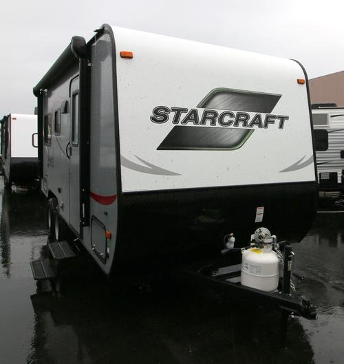 New 2016 Starcraft LAUNCH 19BHS Travel Trailer For Sale