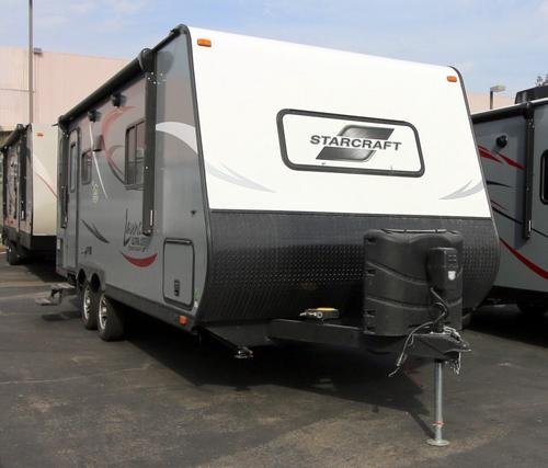 New 2016 Starcraft LAUNCH 22BUD Travel Trailer For Sale