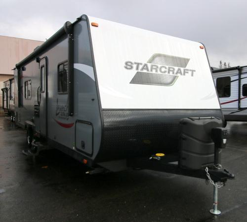 New 2016 Starcraft LAUNCH 26BHS Travel Trailer For Sale