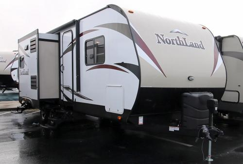 New 2016 Pacific Coachworks Northland 24IKS Travel Trailer For Sale