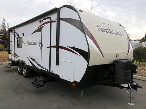 New 2016 Pacific Coachworks Northland 25RKS Travel Trailer For Sale