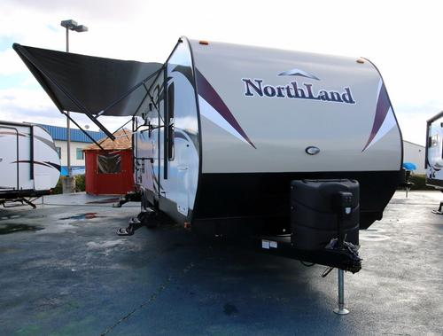 New 2016 Pacific Coachworks Northland 28DBSS Travel Trailer For Sale