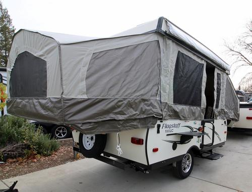 New 2016 Forest River FLAGSTAFF MAC/LTD 208 Pop Up For Sale