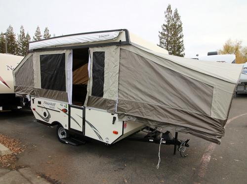 New 2016 Forest River FLAGSTAFF MAC/LTD 206LTD Pop Up For Sale