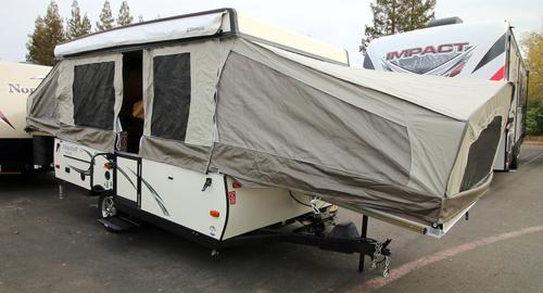 New 2016 Forest River FLAGSTAFF MAC/LTD 228D Pop Up For Sale