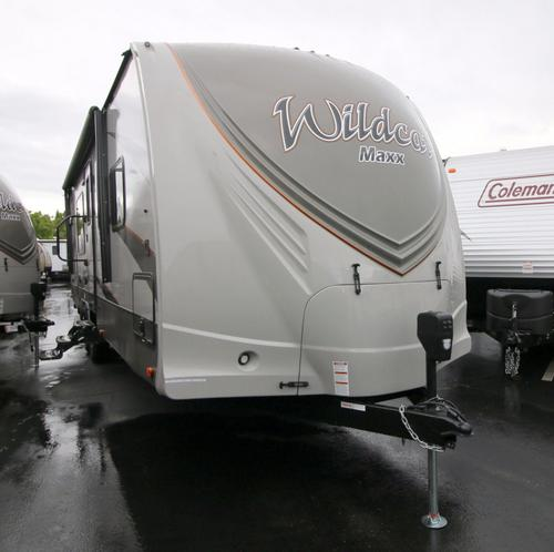 New 2017 Forest River Wildcat 28RKX Travel Trailer For Sale