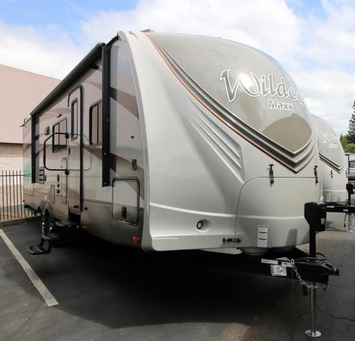 New 2017 Forest River Wildcat 28RBX Travel Trailer For Sale