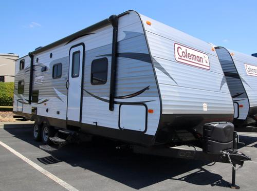 New 2017 Coleman Coleman CTS262BHWE Travel Trailer For Sale