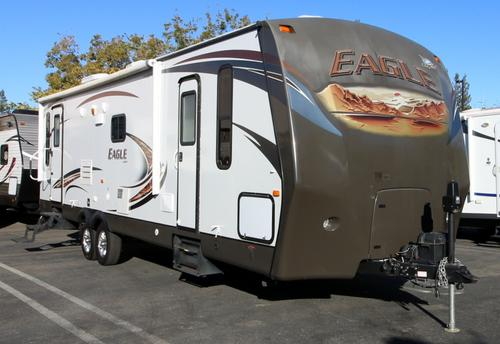 Used 2013 Jayco Eagle 298RLDS Travel Trailer For Sale