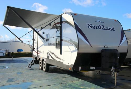 New 2016 Pacific Coachworks Northland 21FBS Travel Trailer For Sale