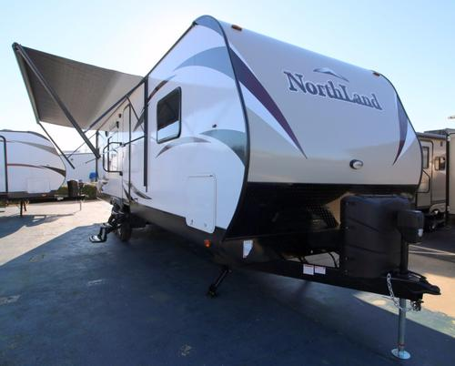 New 2016 Pacific Coachworks Northland 30RKSS Travel Trailer For Sale