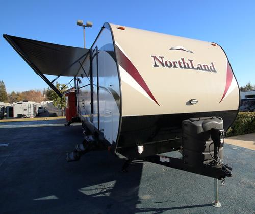 New 2016 Pacific Coachworks Northland 27RLSS Travel Trailer For Sale