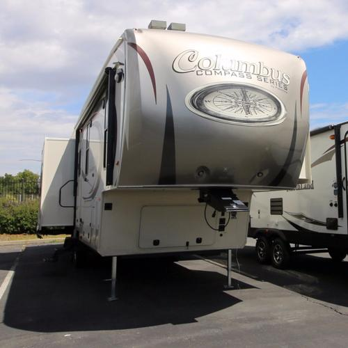 New 2017 Forest River COLUMBUS COMPASS 295RLC Fifth Wheel For Sale