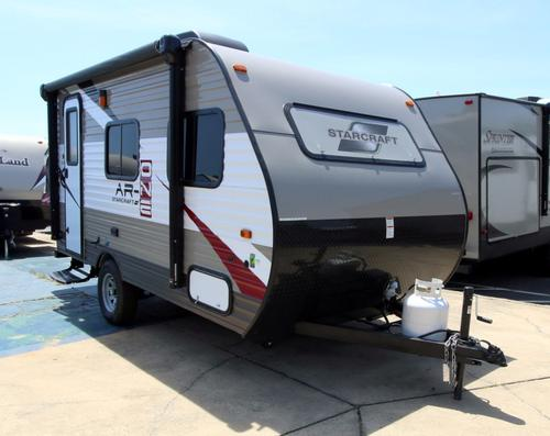 New 2017 Starcraft AR-ONE 15RB Hybrid Travel Trailer For Sale