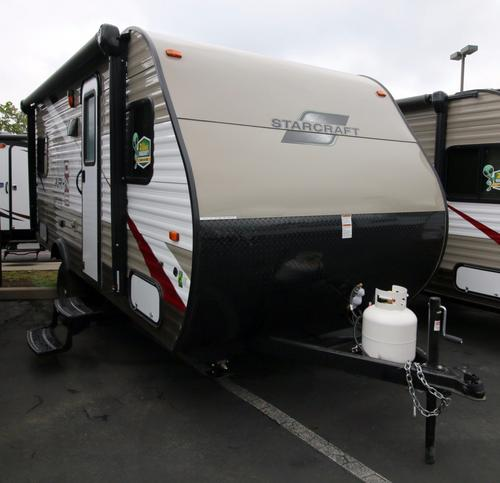 New 2017 Starcraft AR-ONE 17RD Travel Trailer For Sale