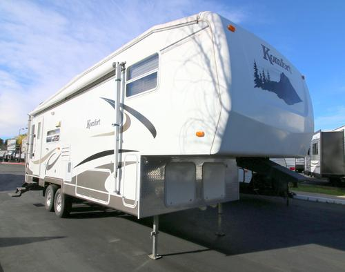 Used 2006 Komfort Komfort 271FS Fifth Wheel For Sale