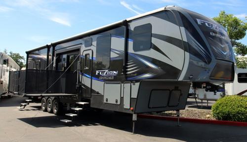New 2016 Keystone Fuzion 420 Fifth Wheel Toyhauler For Sale