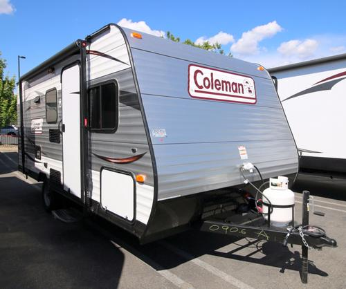 New 2017 Coleman Coleman CTS17FQWE Travel Trailer For Sale