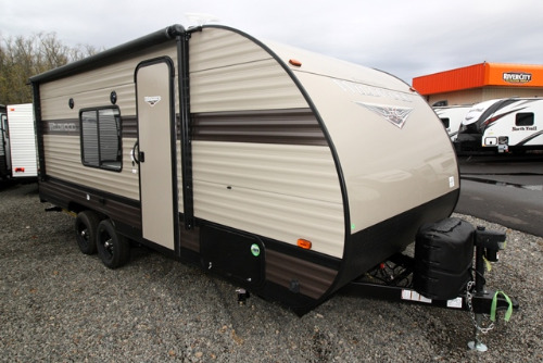 RV : 2019-FOREST RIVER-201BHXL