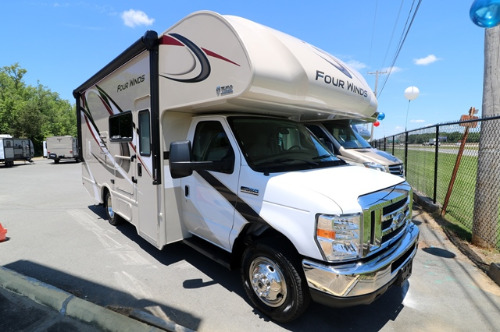 Class C Front Living RVs For Sale - Camping World Hkr