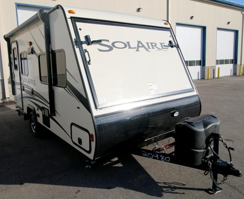2016 Forest River SOLAIRE EXPANDABLE