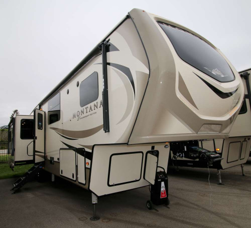 RV : 2019-KEYSTONE-3811MS