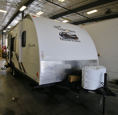 Exterior : 2014-COACHMEN-191RB