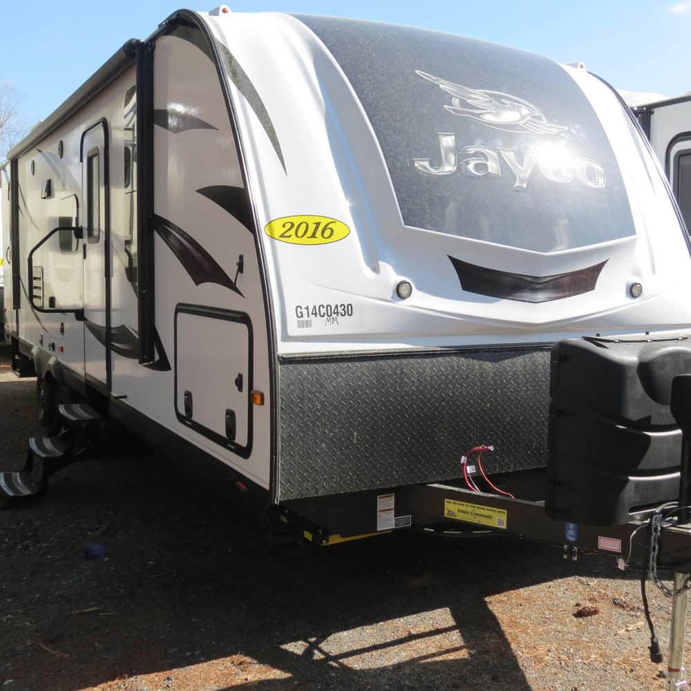 Fantastic New 2016 Jayco White Hawk 28dsbh Travel Trailer For Sale 1255837