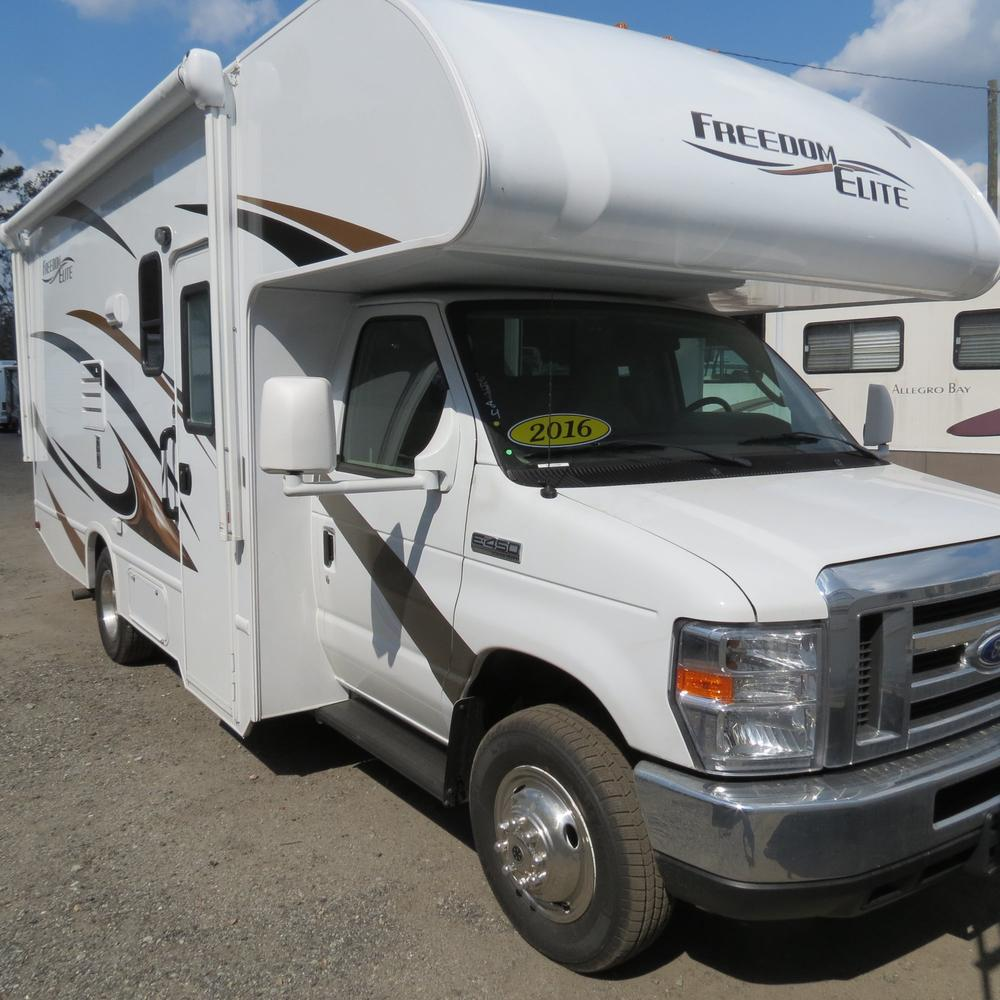 2016 Thor Freedom Elite 22fe Camping World Of Savannah