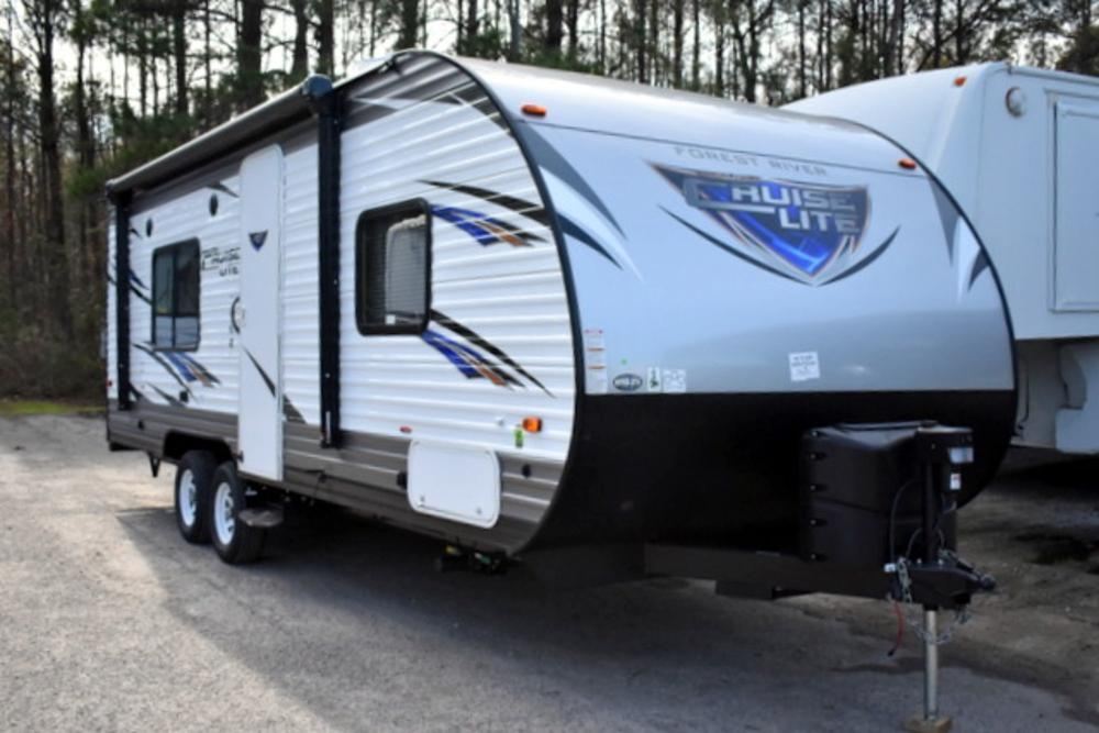 Lastest 2017 Forest River Salem Cruise Lite 241qbxl  Camping World Of Savannah  134