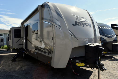 Jayco Eagle 330RSTS RVs for Sale - Camping World RV Sales on