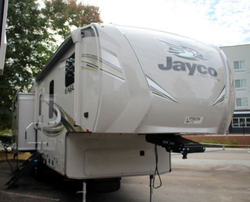 Floor Plan : 2020-JAYCO-28.5RSTS
