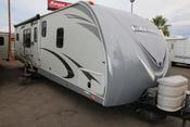 Used 2011 Heartland Caliber 315RKBS Travel Trailer For Sale