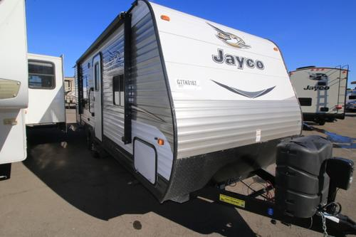 New 2016 Jayco Jay Flight 23MB Travel Trailer For Sale