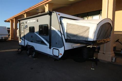 New 2016 Jayco Jay Feather X19H Hybrid Travel Trailer For Sale