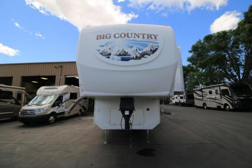 Used 2008 Heartland Big Country 2950RK Fifth Wheel For Sale