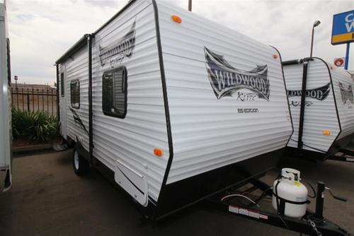 New 2016 Forest River Wildwood 195RBXL Travel Trailer For Sale
