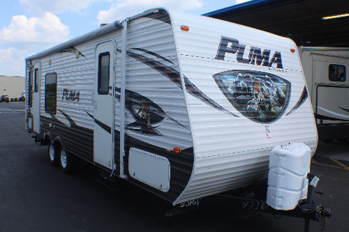 Exterior : 2014-FOREST RIVER-25RS