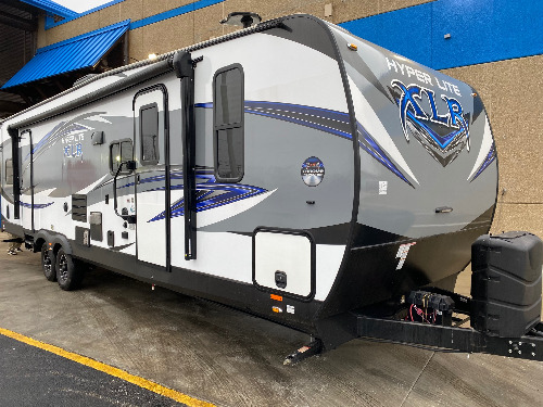RV : 2018-FOREST RIVER-29HFS