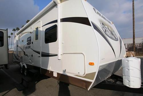 Used 2010 Dutchmen Colorado 26RB Travel Trailer For Sale