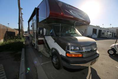 RV : 2018-FOREST RIVER-M-240 FS