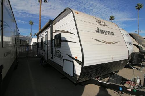 Exterior : 2018-JAYCO-264BHW