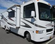 Used 2012 Fourwinds Hurricane 32D Class A - Gas For Sale