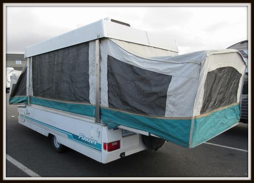 Used 1994 Fleetwood Pioneer ARCADIA Pop Up For Sale